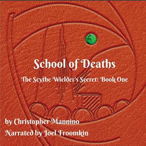 School of Deaths audiobook cover art