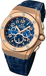 TW Steel Watch for  Men, Leather, CE4003