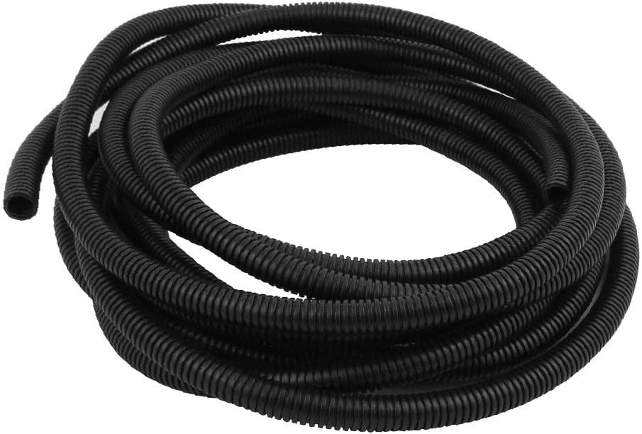 X-DREE Plastic Flexible Corrugated Conduit 15.8mm OD Manufacturer direct Now free shipping delivery Me 7.3 Pipe