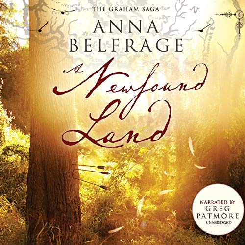 A Newfound Land audiobook cover art