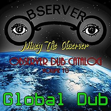 Observer Dub Catalog, Vol. 10 - Global Dub