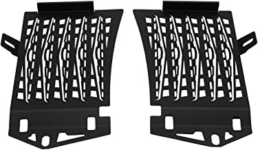 AltRider R114-2-1102 Radiator Guard for the BMW R 1200 GS Adventure Water Cooled (2014-2017) - Black