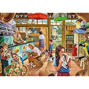 Gibsons puzzle 1000 pezzi cani abbaia Cafe