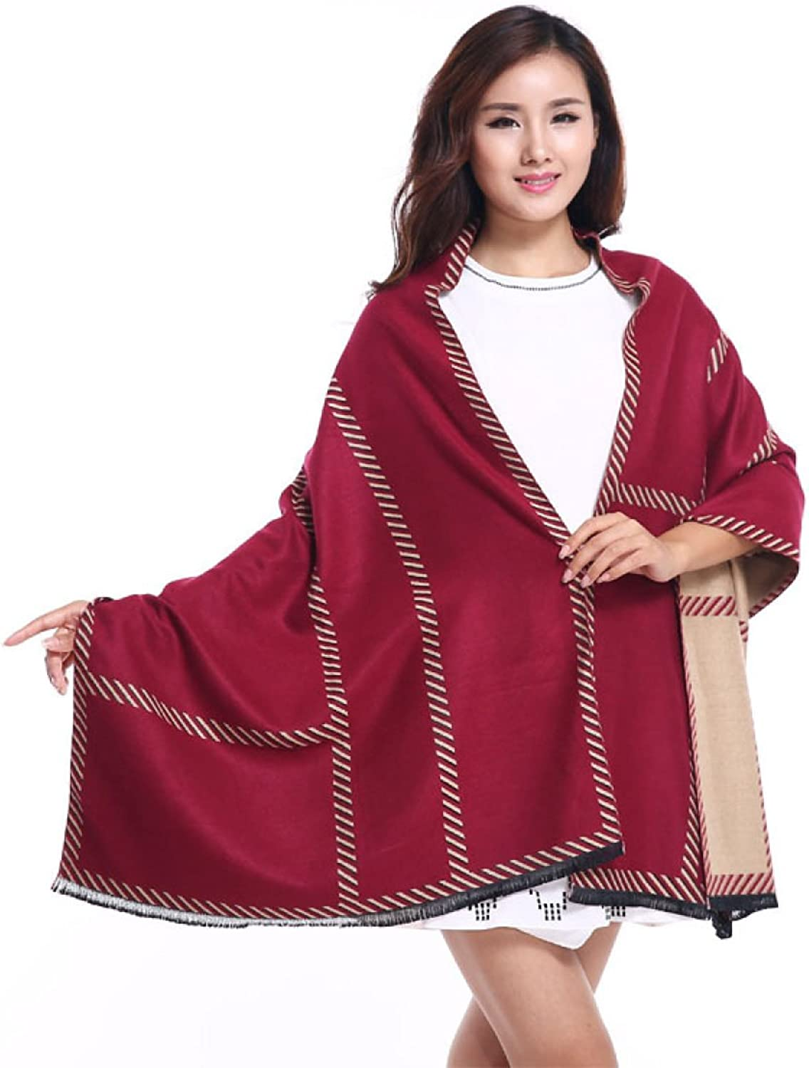 Highgrade New Women Scarves Long Section Autumn And Winter Warm Shawl,3OneSize