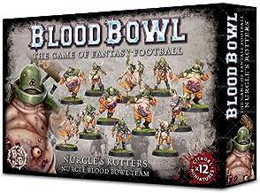 Games Workshop Blood Bowl - NURGLE´S ROTTERS