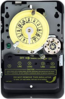 Intermatic T175 Mechanical Time Switch, Gray