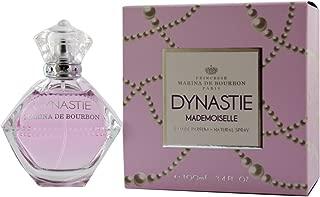 Marina De Bourbon Dynastie Mademoiselle Eau De Parfum Spray, 3.4 Ounce