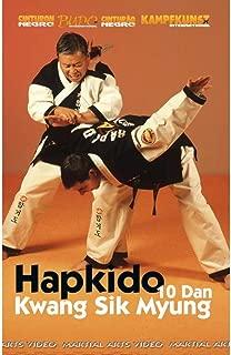 Hapkido WHF DVD by Kwang Sik Myung