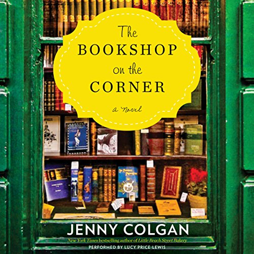 The Bookshop on the Corner audiobook cover art