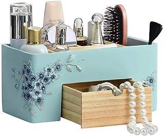 SMEJS Boîte de Rangement - Bois Stash Box Grande avec la Main décorative Stash Box Boîte de Rangement