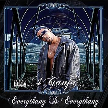 Everythang is Everythang