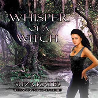Whisper of a Witch audiobook cover art