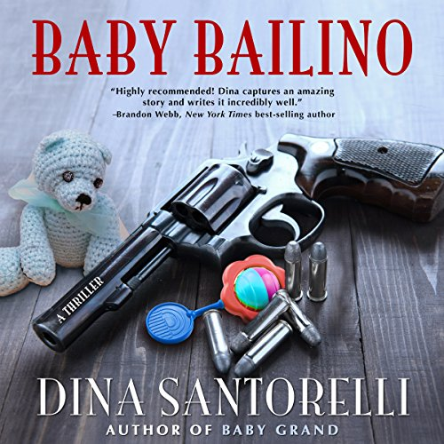 Baby Bailino audiobook cover art