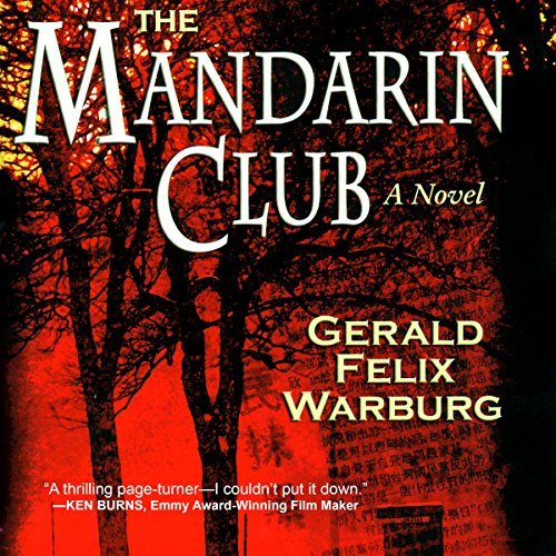 The Mandarin Club audiobook cover art