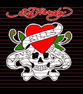 ed hardy stickers for cars