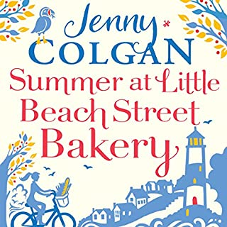 Summer at the Little Beach Street Bakery cover art