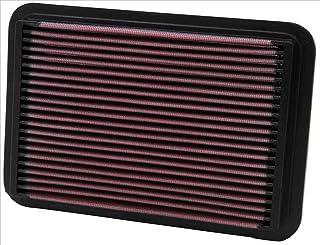 K&N 33 2050 Waschbarer und wiederverwendbarer KFZ Tauschluftfilter