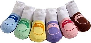 JazzyToes Baby-Girls Newborn Knee High Dotsy Mary Janes