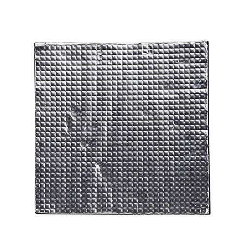 PerGrate 3D Drucker Teil Beheizte Bett Wärme Isolator Baumwolle Wärmedämmung Matte für Heatbed Aluminium Pad PCB