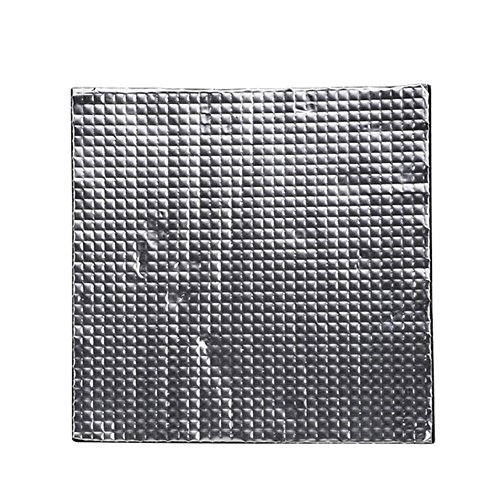 Tapis isolant PerGrate pour imprimante 3D en coton, aluminium et PCB 300*300*10MM