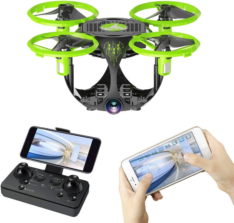 AIUYER Mini Drone 2.4G telecouomodata Controllo Facile Altitude modalità Headless Hold Regalo per Bambini