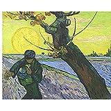 zkpzk El Sembrador De Arles Vincent Van Gogh Museum Pintura Al Óleo Retro Vintage Poster Arte Decora...