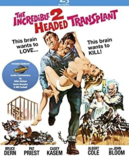 Incredible Two-Headed Transplant [Blu-ray] [Import]