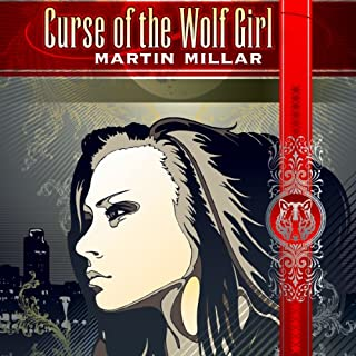Curse of the Wolf Girl cover art