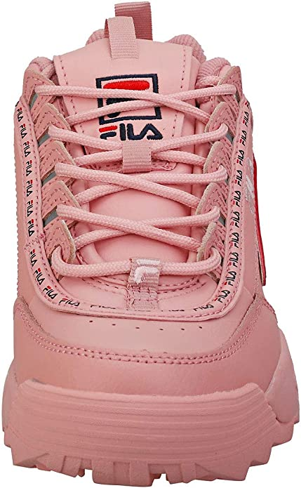 amazon fila rosa