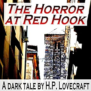 The Horror at Red Hook cover art