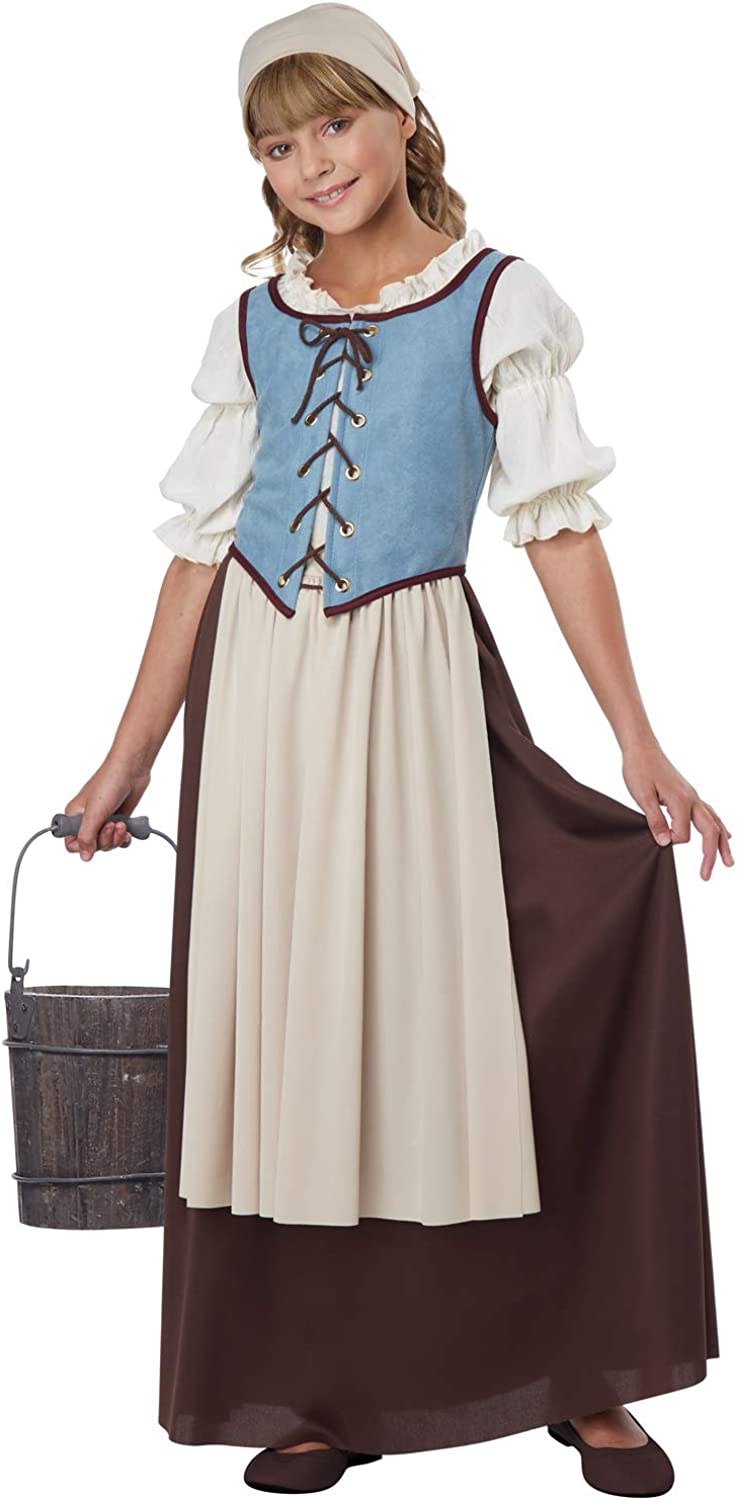 Max 62% Sales of SALE items from new works OFF California Costumes Renaissance Peasant Girl Child Costume