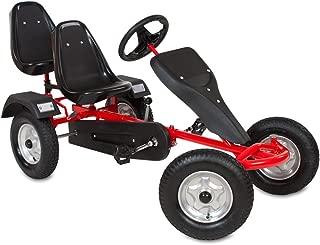 TecTake Go Kart Coche con Pedales - disponible en diferentes