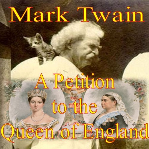 A Petition to the Queen of England audiobook cover art