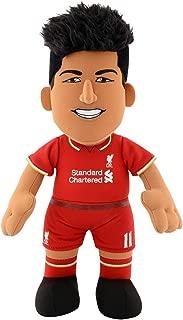 English Premiership Liverpool Kids FC Roberto Firmino Plush Figure, 10