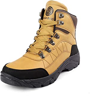 Bacca Bucci Waterproof Snow Boots Sprite high top Ankle Boots for Men