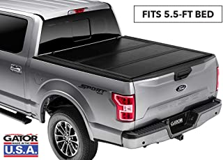 Gator EFX Hard Folding Truck Bed Tonneau Cover | GC24002 | Fits 04-14 Ford F-150 5' 6
