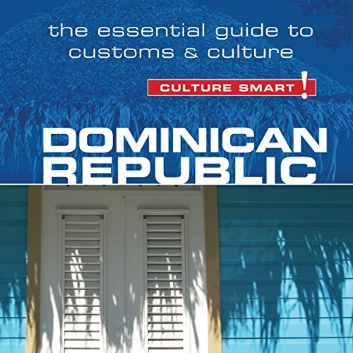 Dominican Republic - Culture Smart! audiobook cover art