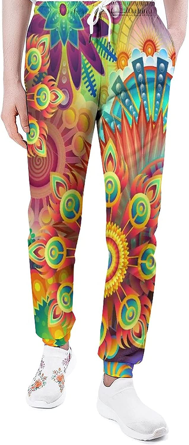 Abstract Max 41% OFF Art Background 2 Sweatpants Free Shipping New Joggers Comfort Men's Pants