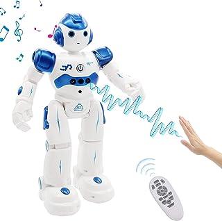 NEWYANG Robot de Juguete - Juguete Educativo electrónico Re