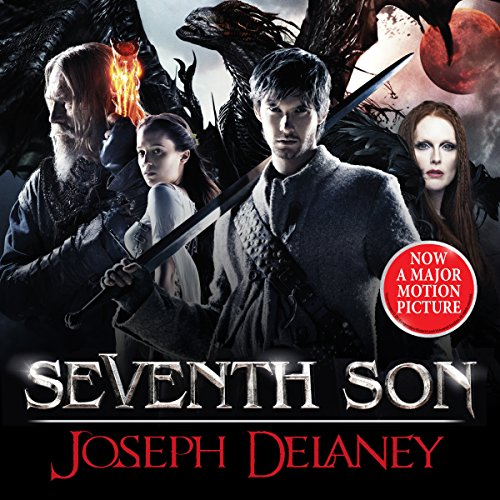 Seventh Son audiobook cover art