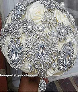 Made to order Brooch Bouquet