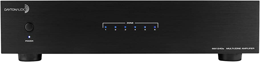 control4 multi zone amplifier