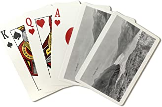 Alaska - View of Lynn Canal (Playing Card Deck - 52 Card Poker Size with Jokers)