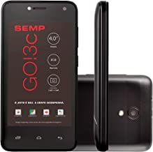 Smartphone Semp GO 3C 4018 Quad Core 8GB Tela 4'' Dual Flash