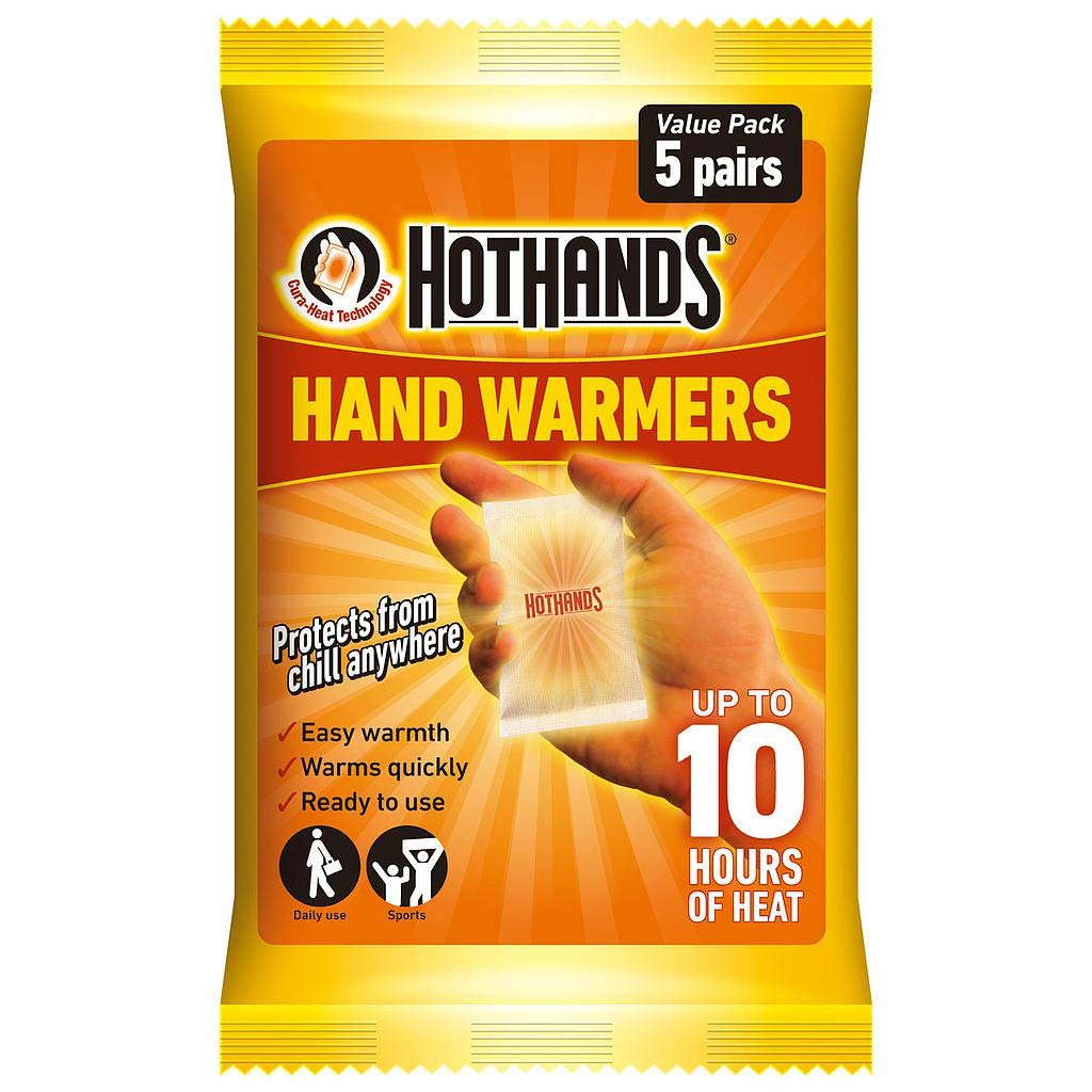 HotHands Hand Warmer 10 Pair Value Pack  x 4 Packs