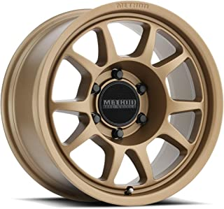 Method Race Wheels MR702 RBONZE Wheel with Method Bronze (0 x 8. inches /6 x 120 mm, 30 mm Offset)