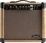 Stagg 20 AA R UK Acoustic Guitar Amplifier
