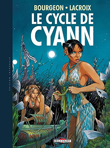 Le Cycle de Cyann - Intégrale