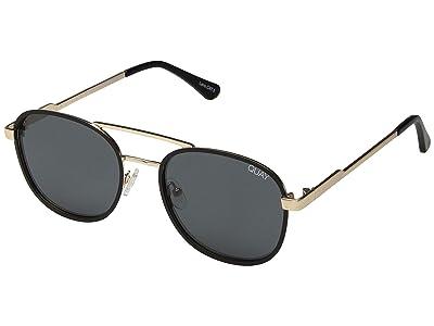 QUAY AUSTRALIA Quay x ARod Apollo (Black/Smoke) Fashion Sunglasses