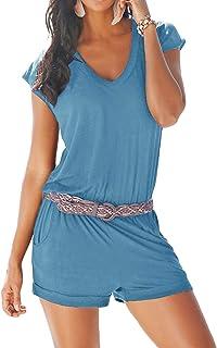 ac232d91071a3e Amazon.fr : Combinaisons et combishorts : Vêtements